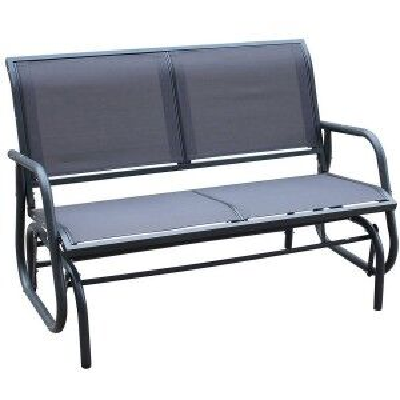 Royalcraft Metal Garden Funiture Cayman 2 Seat Glider Bench