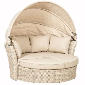 Royalcraft Garden Furniture Seychelles Day Bed including Cushions
