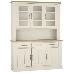 Bentley Designs Chartreuse White Glazed Dresser