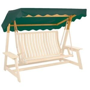 Alexander Rose Garden Furniture Acrylic Swing Seat Canopy