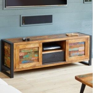 New Urban Chic Furniture Widescreen Television Cabinet