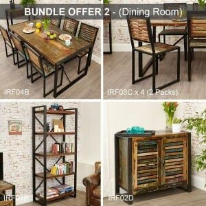 New Urban Chic Furniture Dining Room Package