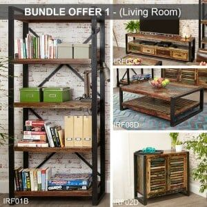 New Urban Chic Furniture Living Room Package