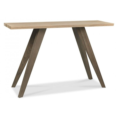 Bentley Designs Cadell Oak Furniture Console Table