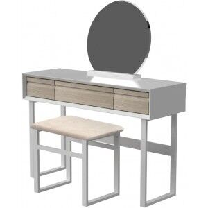 Corton Light Grey Painted Furniture Dressing Table