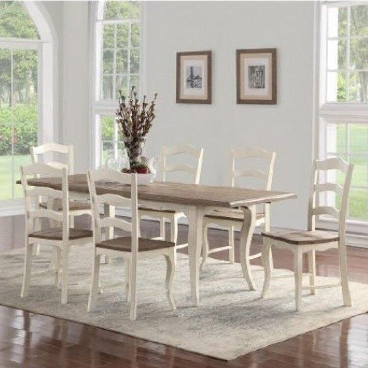 Extending Painted Dining Sets