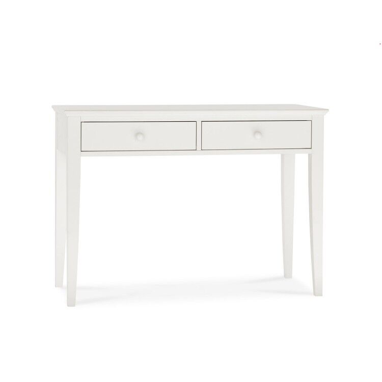 Ashby White Painted Furniture Dressing Table