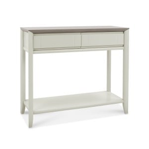 Bentley Designs Bergen Grey Painted Console Table with Drawers