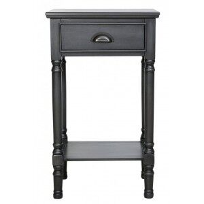 Kavanagh Grey Painted Telephone Table