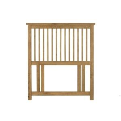 Atlanta Oak Furniture Single 3ft Headboard