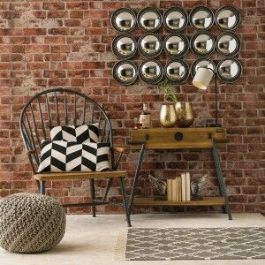New Foundry Industrial Furniture Trunk Console Table