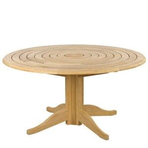 Alexander Rose Garden Furniture Roble Bengal 145cm Pedestal Table