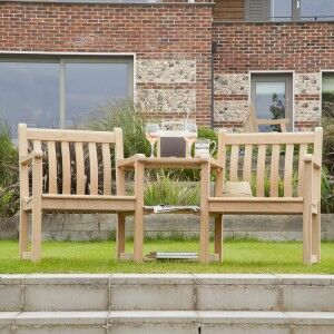 Alexander Rose Garden Furniture Roble Companion Set