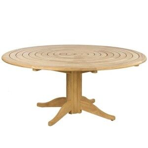 Alexander Rose Garden Furniture Roble Bengal 175cm Pedestal Table