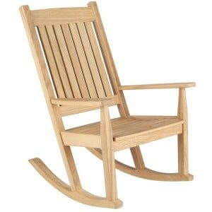 Alexander Rose Garden Furniture Roble Kent Rocking Chair