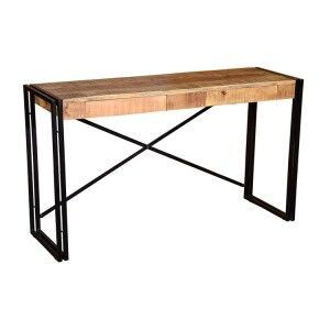 Vida Living Orleans Industrial Console Table