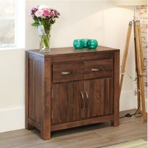 Mayan Walnut Furniture Small Sideboard