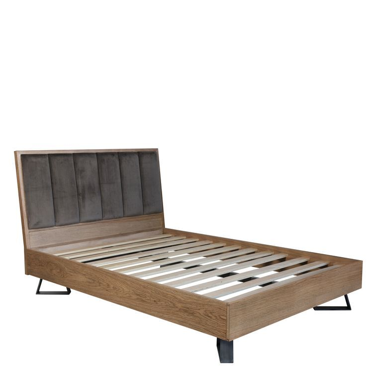 Imperial Aged Oak Furniture 4ft6 Double Bed Frame