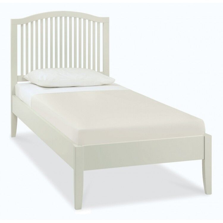 Ashby Cotton Painted Furniture Slatted Bedstead Single