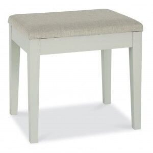 Ashby Cotton Painted Furniture Stool