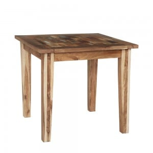 Coastal Reclaimed Wood Furniture Small Dining Table