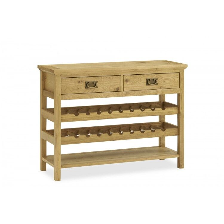 Bentley Designs Provence Oak Furniture Console Table
