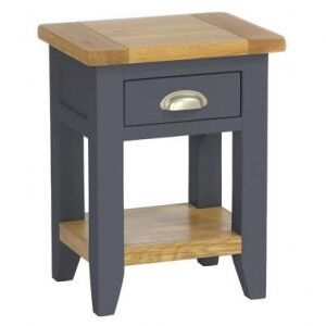 Vancouver Expressions Down Pipe Furniture Bedside Table