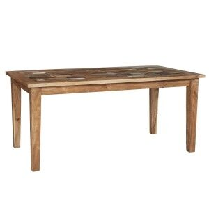 Coastal Reclaimed Wood Furniture Large Dining Table