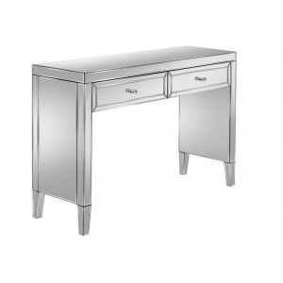 Birlea Valencia Mirrored Furniture 2 Drawer Sideboard