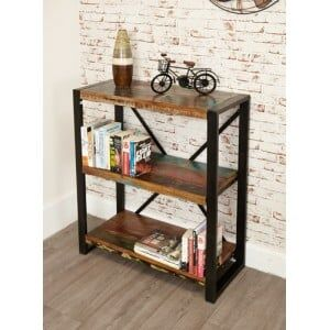 New Urban Chic Furniture Low Bookcase