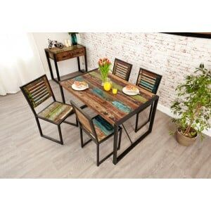 New Urban Chic Furniture Dining Table Small