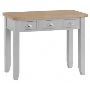 Tenby Grey Painted Furniture Dressing Table