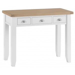 Tenby White Painted Furniture Dressing Table